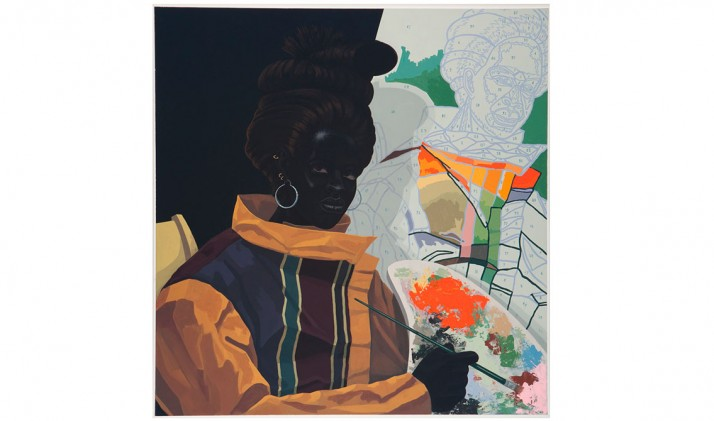 Kerry James Marshall, 2009, Untitled (Painter)